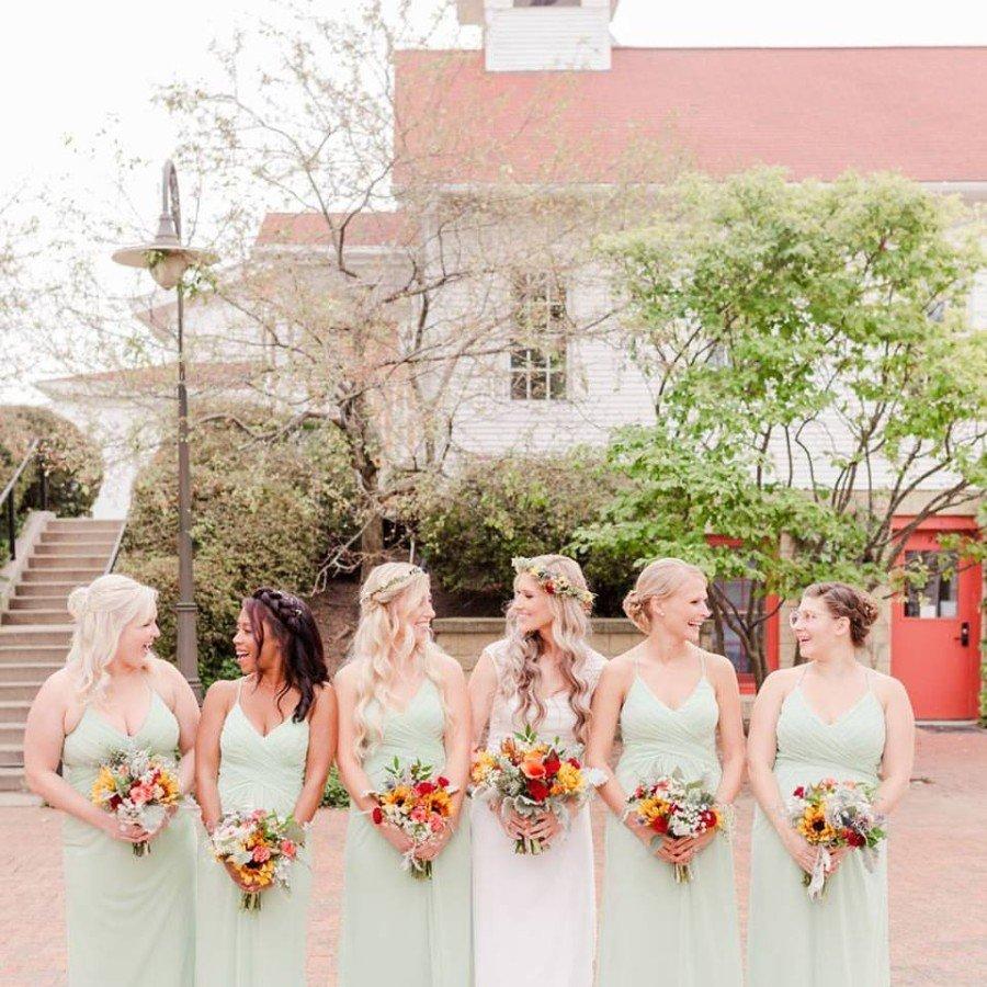 Byron Colby Barn Wedding: Showcase Wedding - Aryn - Grayslake, IL 1