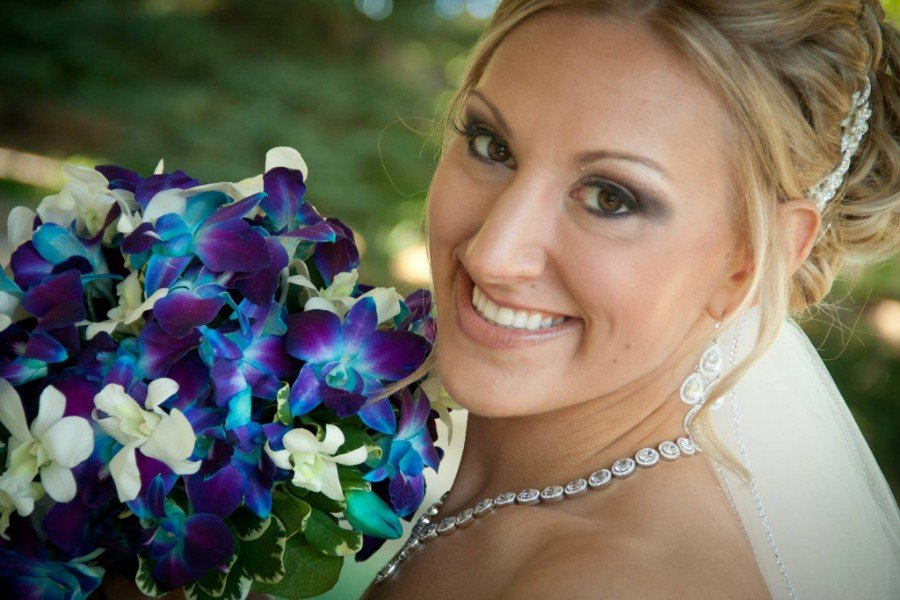 Flowers by Marry Me Floral, McHenry, for Emily & Chris's 2017 wedding at The Pavilion in Mount Prospect, IL