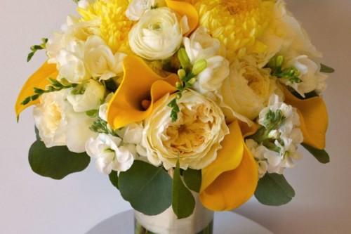Corey romantic collection bride bouquet