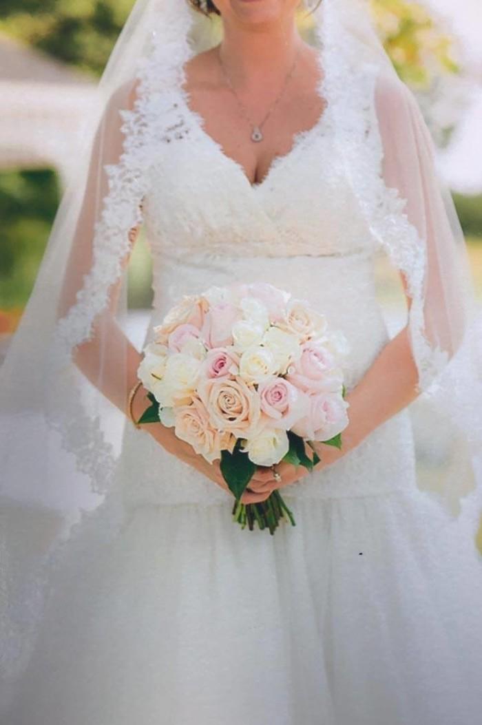 Katie elegant collection bride bouquet