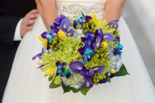 Kendall Contemporary Collection bride bouquet