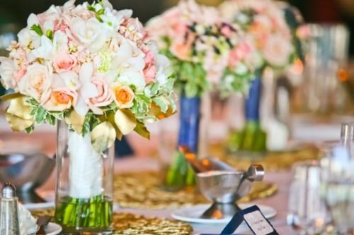 Rae romantic collection bride bouquet